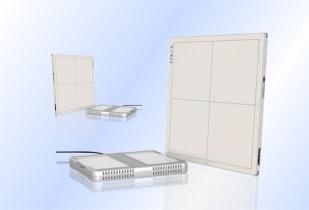 DR, Flat Panel Detectors