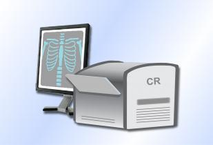 CR (Computed Radiography Machine)